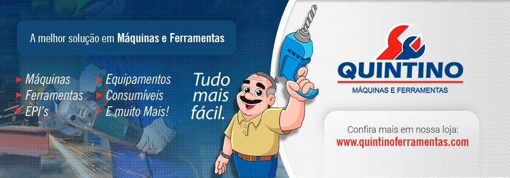 Quintino Ferramentas - Ferramentas Elétricas - PROCURÔACHÔ d3917d0086